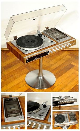 Toshiba 3200 Music Centre Record Player (1978)...