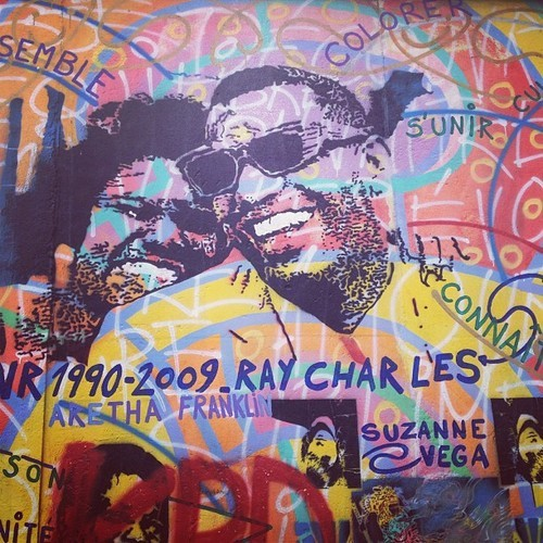 soul | Ray Charles in Graffiti