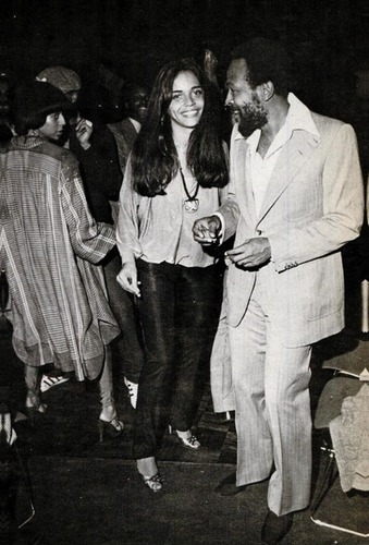 marvin gaye and jan gaye
