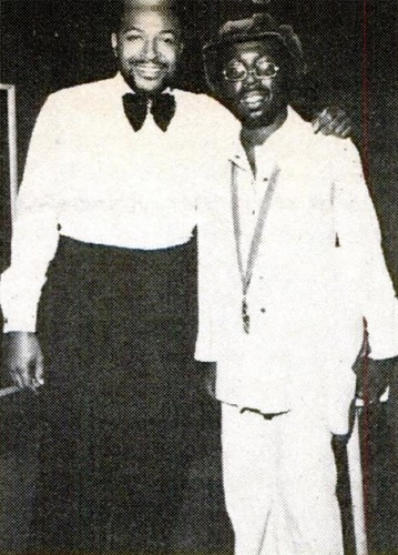 marvin gaye and curtis mayfield