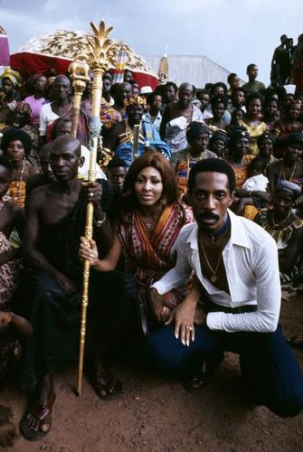 Soulsonic Force : Ike and Tina Turner in Africa