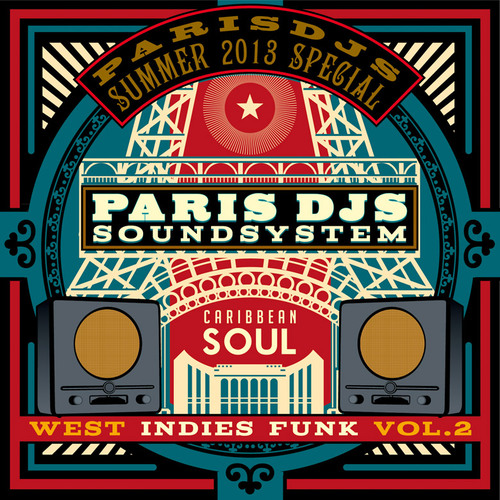 Paris DJs Soundsystem - West Indies Vintage Funk Vol.2