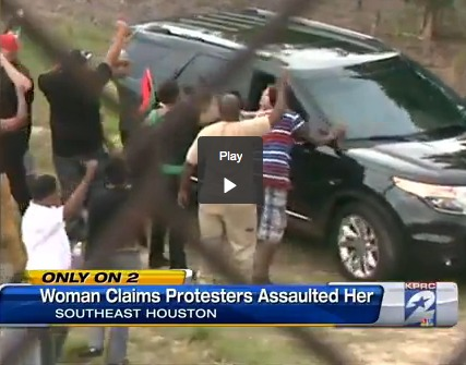 Houston: Trayvon Martin Protesters Beat Grandmother Trying To Rush Child To The Hospital… | Weasel