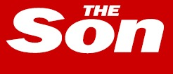 Royal Baby : The Sun change son logo en THE SON