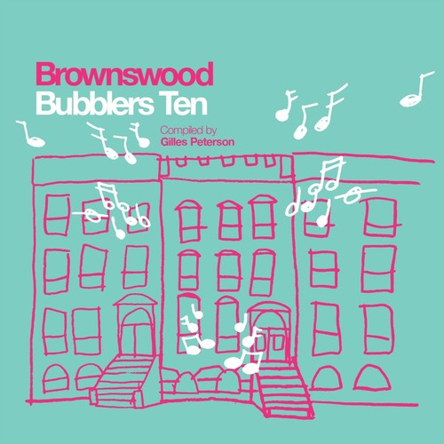 BROWNSWOOD BUBBLERS TEN //  @dave