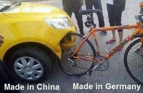 #fail Made in China vs Made in Germany