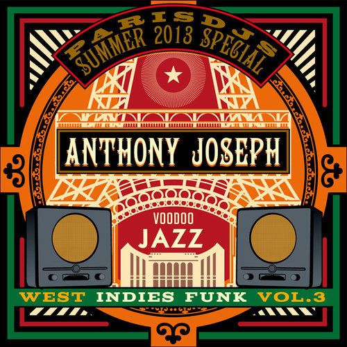 Anthony Joseph - West Indies Vintage Funk Vol.3