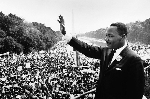 """I Have a Dream"" : la playlist"