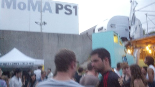 MomaPs1, warmup sessions, nyc
