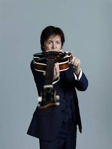 Paul McCartney, nouvel album, et nouveau single NEW