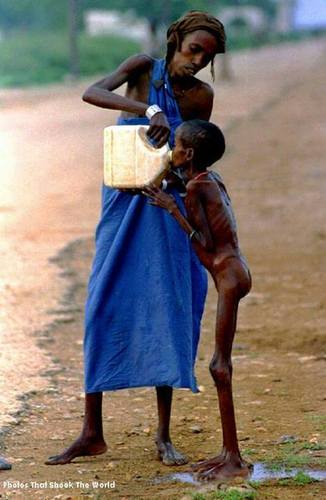 We take so much for granted...