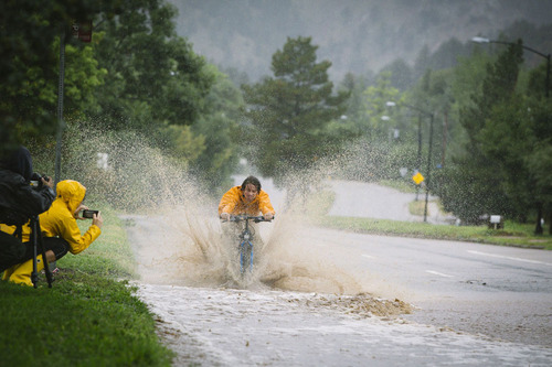 Historic Flooding Across Colorado