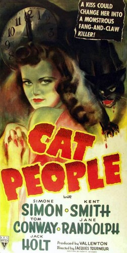 Cat people (1942) & The curse of the cat people (1944) / The Cultural Cat