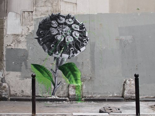Ludo, Paris - unurth