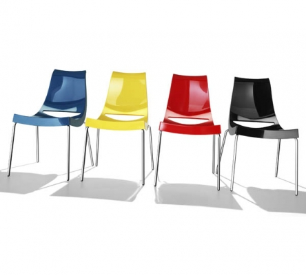 Chaise design CHIACCHIERA BY MARCO MARAN