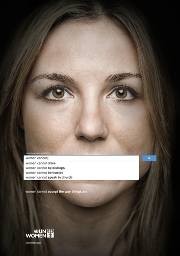 » UN Women: Search Engine Campaign Gute Werbung