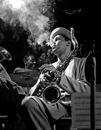 Dexter Gordon NYC, 1948