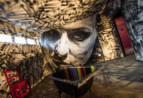 DAVID WALKER - Paris, tour 13
