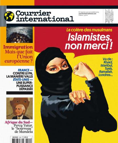 Musulmans contre islamistes | Courrier international