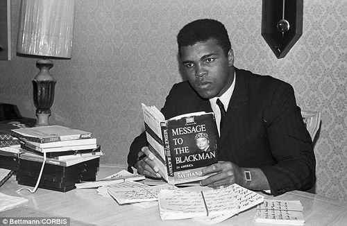 Ali in exile: Rarely seen photographs capture Muhammad Ali when he was banned from the ring after re