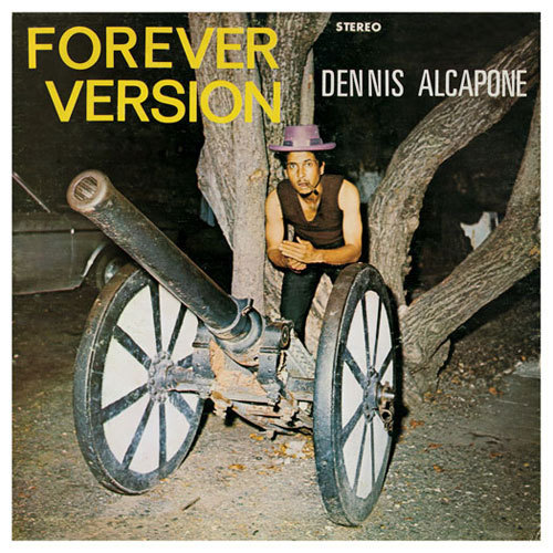 Dennis Alcapone – Forever Version [1971] » Reggae Album Covers