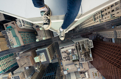 Rooftopping by tom ryaboi