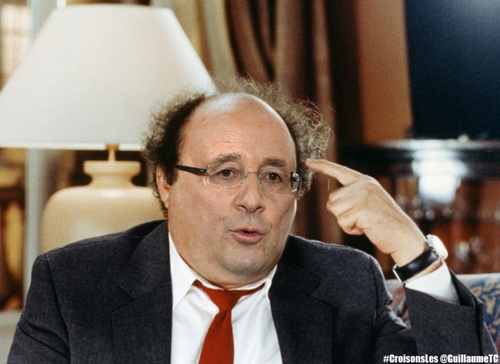 #croisonsles, la pipolitique en fusion | Jacques Hollande