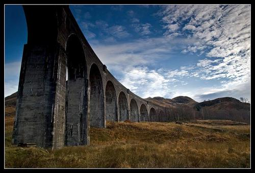 """Glenfinnan Viaduct"": Photo by Photographer Piotr Czechowski - photo.net"