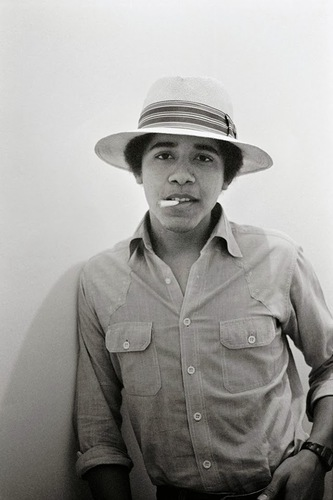Photographs+of+Barack+Obama+as+Barry+the+Freshman+in+1980+by+Lisa+Jack