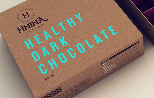 Hnina  - The Dieline -