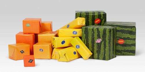 Fruit WrappingPaper