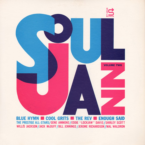 Project Thirty-Three: Soul Jazz Volume 2 (1960)
