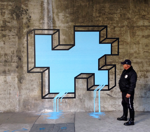 Aakash Nihalani, Los Angeles