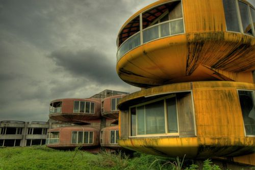 Abandoned Places… | Distractify