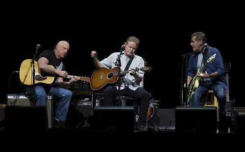 Eagles at the Forum