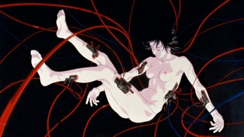 Masamune Shirow - Itv du créateur de Ghost in the Shell