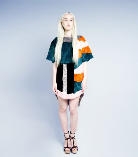 Margaux Dereume's capsule collection for Spring / Summer 2014