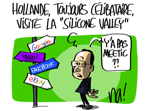 na! dessinateur » Pendant ce temps, Valley rit