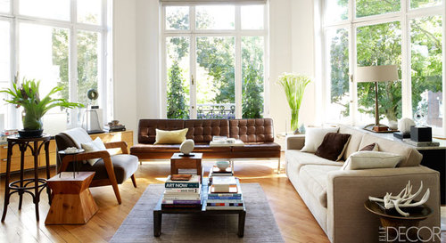 AN ECLECTIC HOME IN BRUSSELS