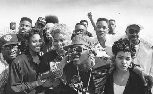 Rap artists boycott the 1989 Grammy's for not televising the Best Rap Performance award presentatio