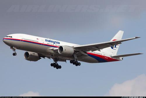 #MH370 : Un avion de la Malaysia Airlines n'est plus en contact ave...