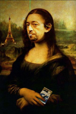 Gainsbourg, Mona Lisa