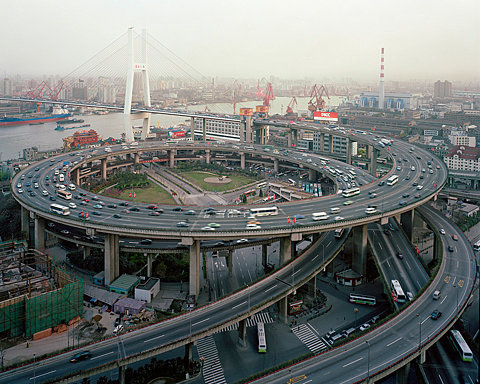 Nanpu Bridge Interchange