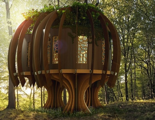 Quiet Treehouse