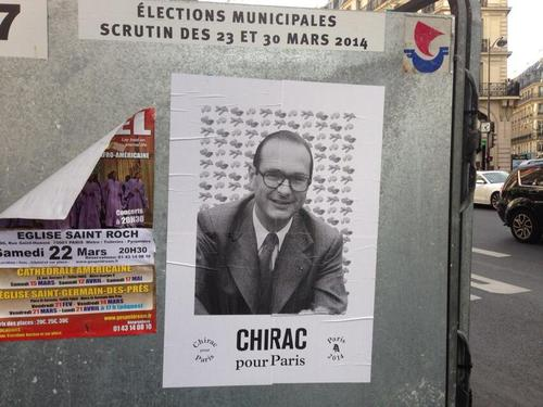 Paris municipales 2014
