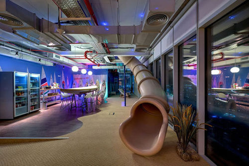 Working in the Google Offices Is Like Heaven on Earth (30 pics) - Izismile.com