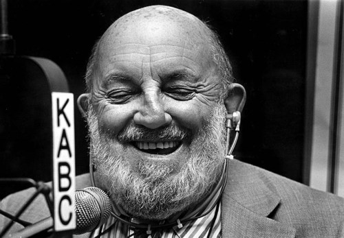 Ansel Adams' nose