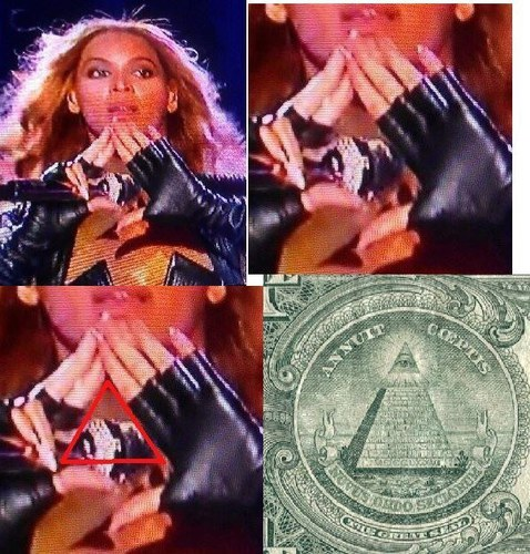 28 Shocking Pictures That Prove That The Illuminati Is All Around Us