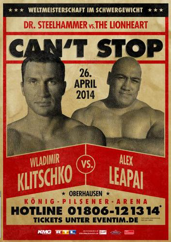 Boxing Legend & Heavyweight Champion Wladimir @Klitschko Fights @AlexLeapai