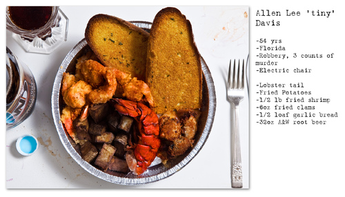 See The Photos Of What Death Row Inmates Requested As Their Last Meals